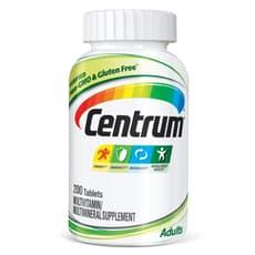 Pfizer Centrum 成人用 マルチビタミン200錠