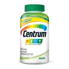 Pfizer セントラム マルチビタミン大人用 365タブレット