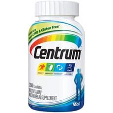 Pfizer セントラムマン マルチビタミン マルチミネラルサプリメント 200錠