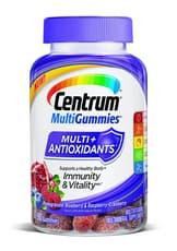 Pfizer Centrum Multi Gummies Adult Multivitamin + Antioxidants 90 Gummies