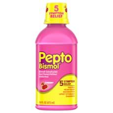 Pepto ビスモール チェリー 液体胃腸薬 473ml
