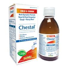 Boiron チェスタル アダルト 風邪 & 咳 200 ml