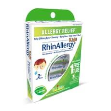 Boiron リンアレルギー 子供用 3 チューブ