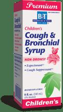BOERICKE & TAFEL 子供用 咳 & 気管支 シロップ 236 ml
