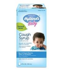 Hyland's 赤ちゃん用 咳止め シロップ 118 ml