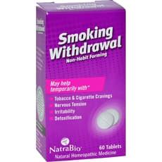 NatraBio 禁煙 60 錠