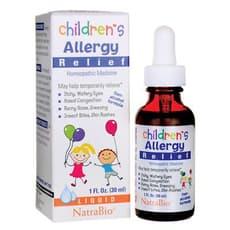 NatraBio 子供用風邪&インフルエンザ緩和剤 30 ml