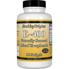 Healthy Origins E - 400 400 IU 90 ソフトジェル