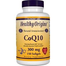 Healthy Origins コエンザイム 300 mg 150 ソフトジェル