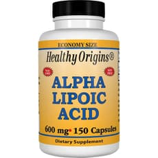 Healthy Origins アルファリポ酸 600 mg 150カプセル