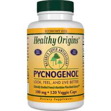 Healthy Origins ピクノジェノール 150 mg 120 ベジカプセル
