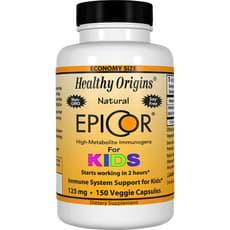 Healthy Origins エピコー子供用 125 mg 150 ベジカプセル