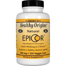 ヘルシーオリジンズ EpiCor 500 mg カプセル150粒入り