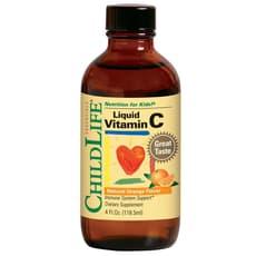 ChildLife 液体ビタミンC 天然オレンジ風味 118 ml