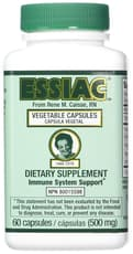ESSIAC Herbal Vegicaps 60 Capsules