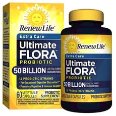 Renew Life Ultimate Flora Critical Care 60 Veg Capsules