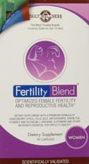 Daily Wellness Fertility Blend Women 90 Capsules