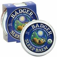 Badger Sleep Balm Lavender & Bergamot 0.75 oz