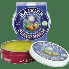 Badger Sleep Balm Lavender & Bergamot 2 oz