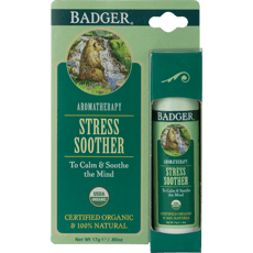 Badger Stress Soother Tangerine & Rosemary 0.6 oz
