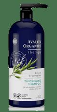 Avalon Organics 濃厚剤 シャンプー ビオチン B-コンプレックス 946ml