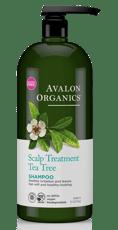 Avalon Organics  頭皮トリートメント ティーツリー シャンプー 946 ml