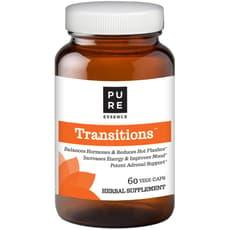 Pure Essence Transitions 60 Veg Capsules
