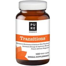 Pure Essence Transitions 120 Veg Capsules