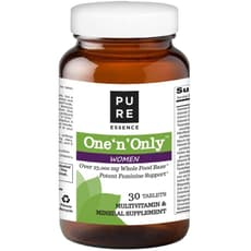 Pure Essence One \'n\' Only Womens Formula 30 Tablets