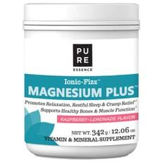 Pure Essence Ionic Fiz Magnesium Plus Rasberry Lemonade 342 g