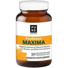 Pure Essence PureBiotics Maxima 30 Veg Capsules