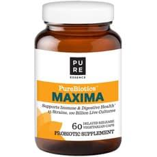 Pure Essence PureBiotic Maxima 60 Veg Capsules