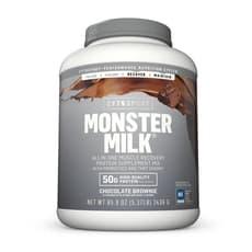 CytoSport モンスター ミルク チョコレートブラウニー 2.43 kg