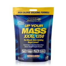 Maximum Human Performance Up Your Mass XXXL 1350 Cookies & Cream 12 lbs