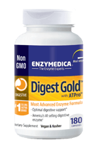 Enzymedica Digest Gold with ATPro 180 Capsules