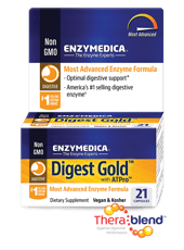 Enzymedica Digest Gold with ATPro 21 Capsules