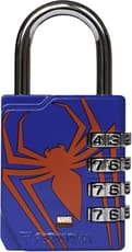 Performa Premium Combination Gym Lock Spiderman 1 Count