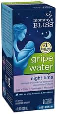 Mommy\'s Bliss Gripe Water Night Time 4 fl oz