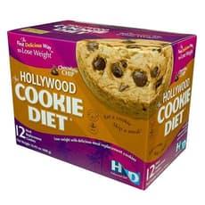 Hollywood ハリウッドクッキーダイエット  チョコレートチップ 12枚