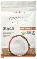Nutiva Organic Coconut Sugar 1 lb