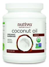 Nutiva Virgin Coconut Oil 1.6 L
