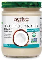 Nutiva Organic Coconut Manna  15 oz