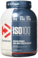 Dymatize アイソレート-100 ストロベリー味 1.4 kg