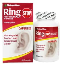Natural Care RingStop 60 Capsules