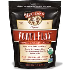Barlean's Forti-Flax Premium Ground FlaxSeed 28 oz