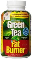 アプライドニュートリション 緑茶脂肪ファットバーナー 90液体ソフトジェル