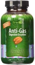 Irwin Naturals アンチガス消化酵素 45ソフトジェル