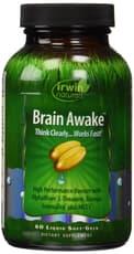 Irwin Naturals ブレイン アウェイク 60ソフトジェル