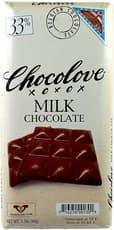 CHOCOLOVE ミルクチョコレート 90g