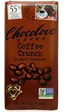 CHOCOLOVE コーヒークランチダークチョコレート 90g